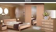 Продам спальню Валенсия (БобруйскМебель). Б/у,  в отличном состоянии.